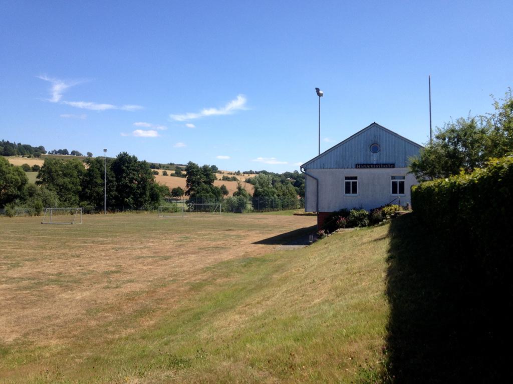 Tuspo Verliehausen - Der Sportplatz